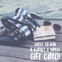 $100 Barnes & Noble Gift Card Giveaway!