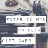 Expired: $100 Ulta Gift Card Giveaway!