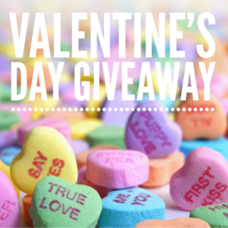 Expired: Valentine's Day Giveaway! Win a $100 Visa Gift Card! (Ends February 21)
