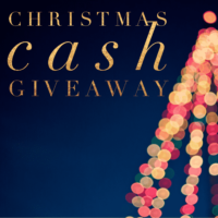 $200 Christmas Cash Giveaway! (Ends January 7th)