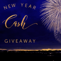 $200 New Year's Cash Giveaway! (Ends January 16th)