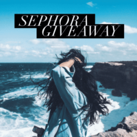 Expired: $200 Sephora Gift Card Giveaway! (Ends February 14th)