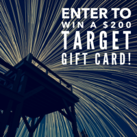 Expired: $200 Target Gift Card Giveaway!