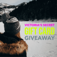Expired: $200 Victoria's Secret Gift Card Giveaway! (Ends January 3rd)