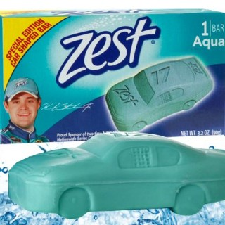 Expired: Free Zest Car Shaped Soap – 200 Winners Each Day