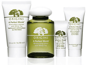 Three Free Origins Customized Samples PrettyThrifty.com