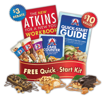 Free Atkins Diet Starter Kit PrettyThrifty.com