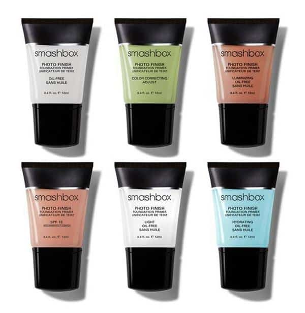Free Smashbox Photo Foundation Primer Samples