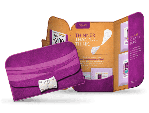Free Poise Liner Sample Kit
