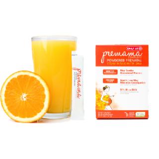 Free Premama Prenatal Vitamin Drink Samples