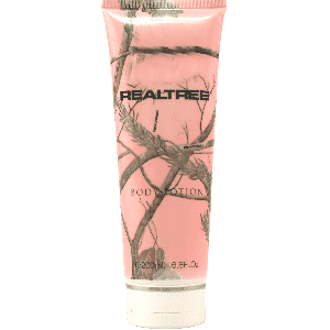 Free Realtree for Her Body Lotion Sample PrettyThrifty.com
