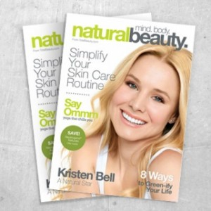 Free Natural Beauty Mini Magazine and Samples PrettyThrifty.com