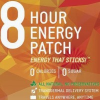 Expired: Free 8 Hour Energy Patch Sample ( Now Has a $1.75 Shipping Charge)