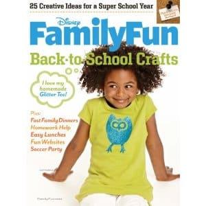 Free Digital Subscription to Family Fun Magazine PrettyThrifty.com
