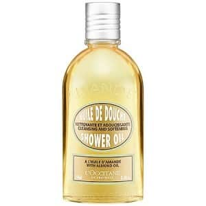 Free L'Occitane Shower Oil Sample PrettyThrifty.com