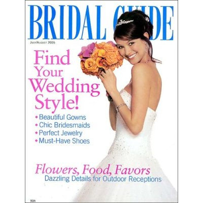 Free Two Year Subscription to Bridal Guide Magazine PrettyThrifty.com