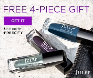 $60 Julep Maven 'City Lights' Beauty Box - Just $2.99 for New Members PrettyThrifty.com