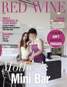 Free Issue of Red Wine Magazine PrettyThrifty.com