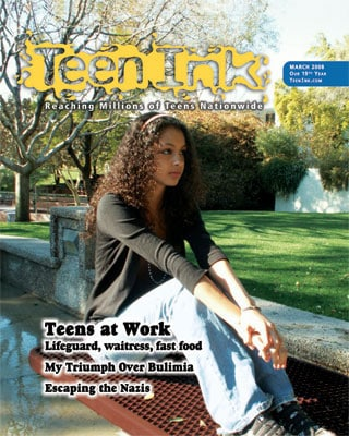 Free Issue of Teen Ink Magazine PrettyThrifty.com