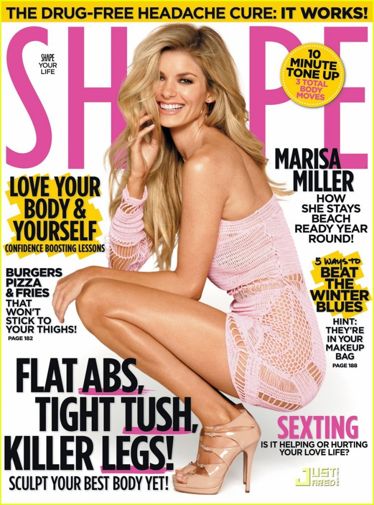 Free One Year Subscription to Shape Magazine PrettyThrifty.com