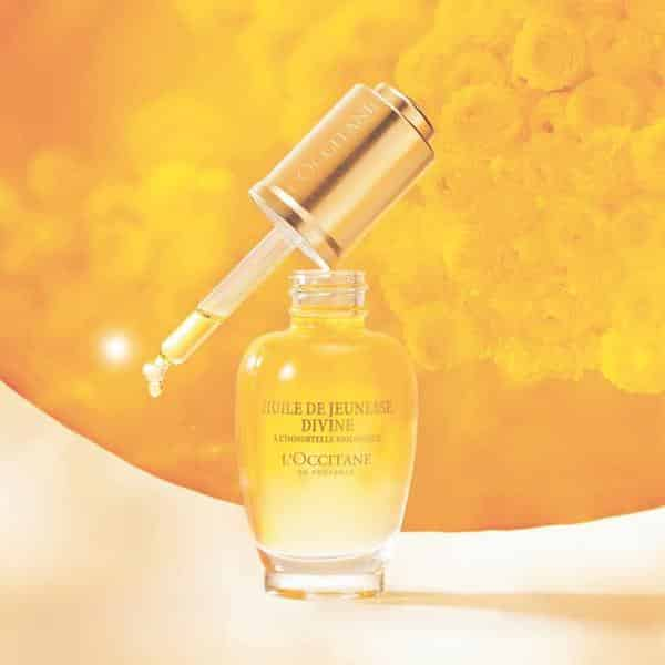 Free Sample of L'Occitane Divine Youth Oil PrettyThrifty.com