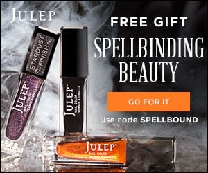 Free Limited Edition Halloween Welcome Box for New Julep Maven Members PrettyThrifty.com