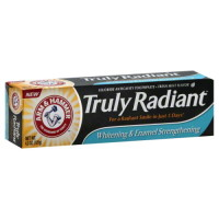 Expired: Free Sample of Arm and Hammer Truly Radiant Toothpaste