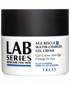 Free Sample of Lab Series Age Rescue Water Charged Gel Cream for Men PrettyThrifty.com