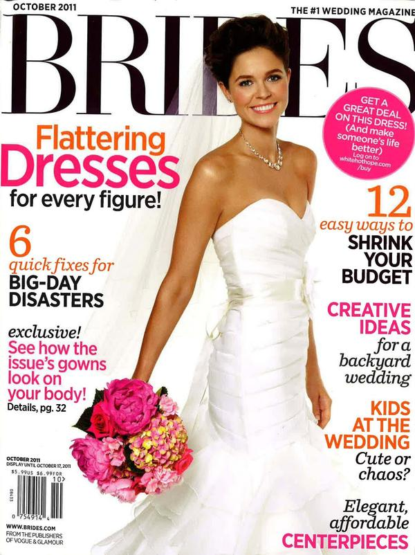 Free Subscription to Brides Magazine PrettyThrifty.com