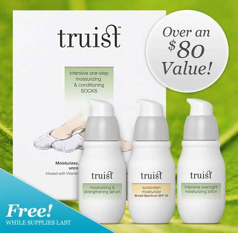 Free Truist Skin Care Set PrettyThrifty.com