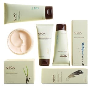 Apply to Become an AHAVA Beauty Product Tester PrettyThrifty.com
