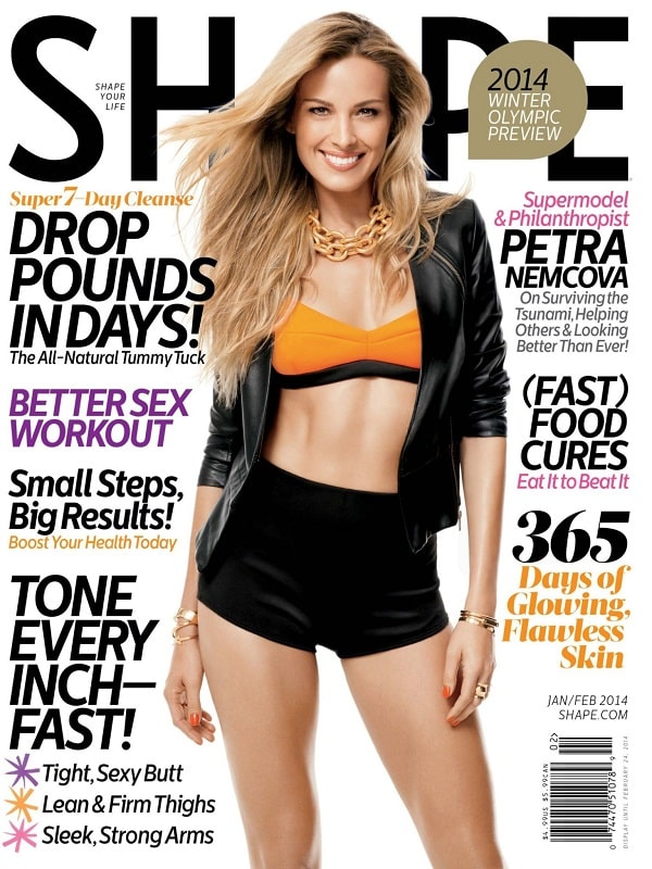 Free Subscription to Shape Magazine PrettyThrifty.com