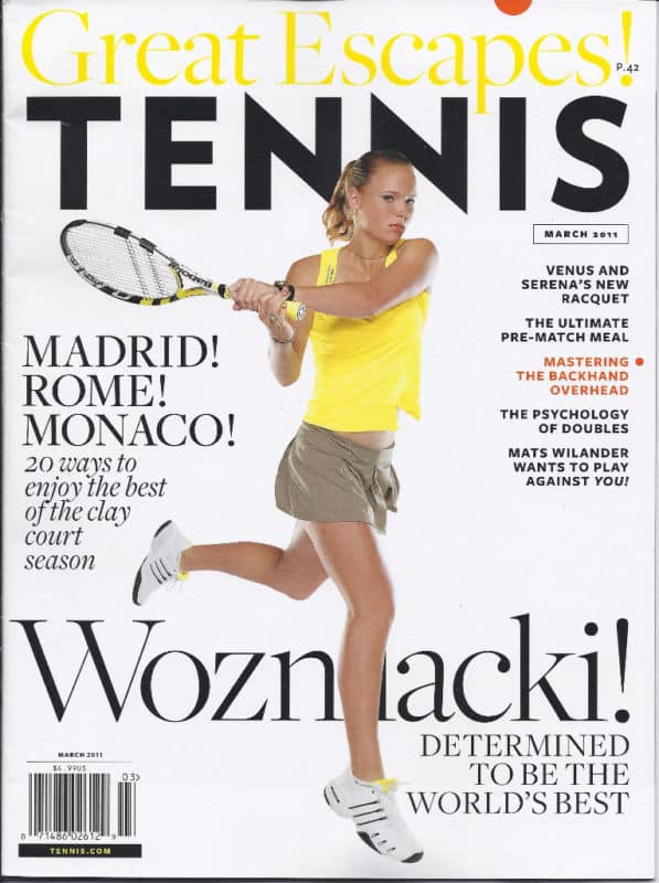 Free Subscription to Tennis Magazine PrettyThrifty.com