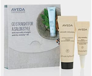 Free Aveda Naturally Straight Duo Sample Pack PrettyThrifty.com