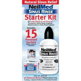 Free Sample of NeilMed Sinus Rinse or a Free NasaFlo Neti Pot