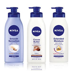 Free Nivea Lotion Samples PrettyThrifty.com