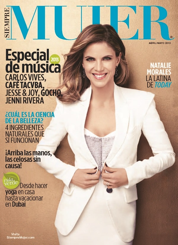 Free Subscription to Siempre Mujer Magazine PrettyThrifty.com