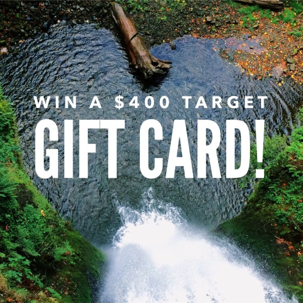 $400 Target Gift Card Giveaway at PrettyThrifty.com
