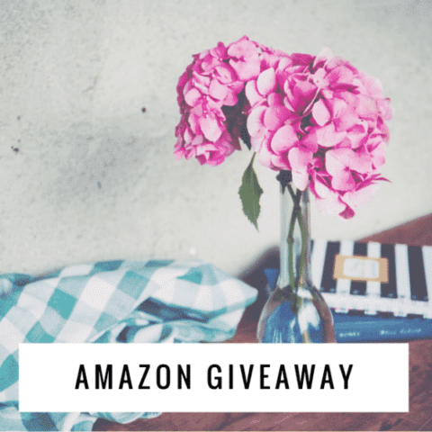 $500 Amazon Gift Card Giveaway! (Ends April 11th)