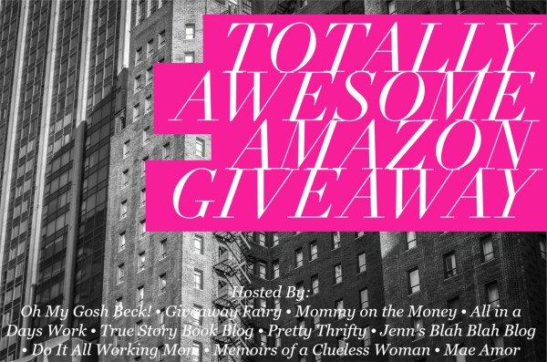 750 Amazon Gift Card Giveaway! PrettyThrifty.com