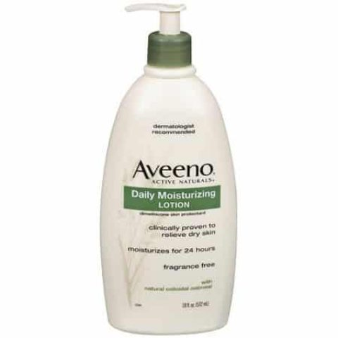 Product Review: Aveeno Daily Moisturizing Lotion