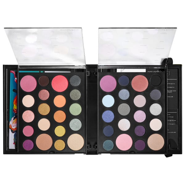 Enter to win this Smashbox ART LOVE COLOR Master Class Makeup Palette! $300 value!! PrettyThrifty.com