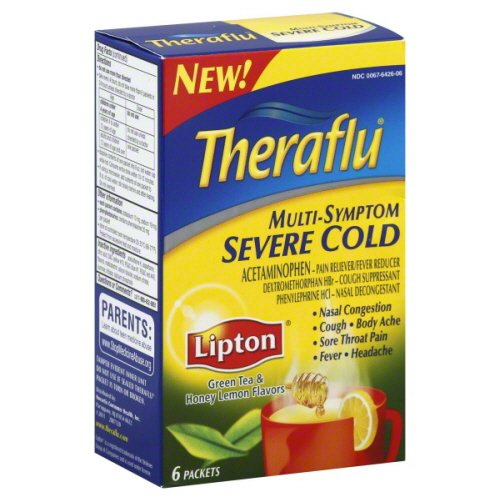 Free 12 Count Theraflu at Dollar Tree PrettyThrifty.com
