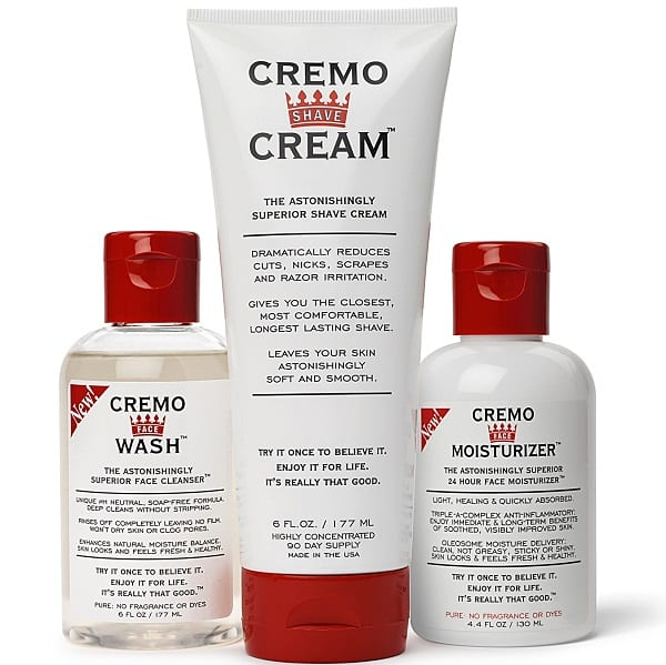 Free Cremo Skin Care Products with Mail-In Rebate PrettyThrifty.com