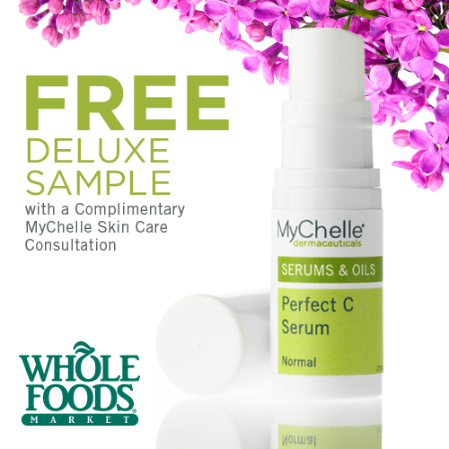 Free Deluxe Sample of MyChelle Perfect C Serum Plus a Free Skin Care Consultation PrettyThrifty.com