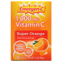 Free Emergen-C Vitamin C and Immune+ Mix Samples