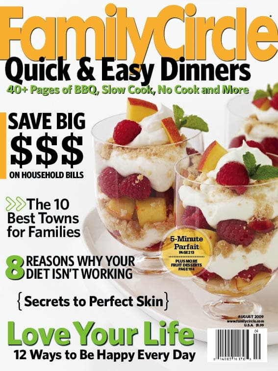 Free Family Circle Magazine Subscription PrettyThrifty.com