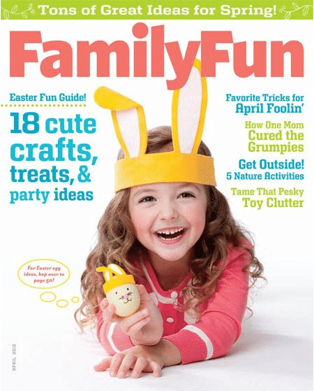 Free Family Fun Magazine Subscription PrettyThrifty.com
