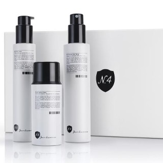 Expired: Free Hair Care Product Sample from Number 4 High Performance Hair Care