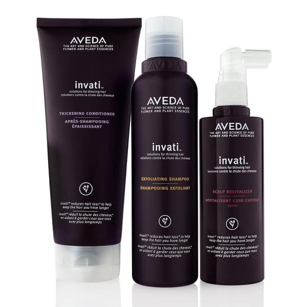 Free Invati Hair Care Trio Sample Pack PrettyThrifty.com